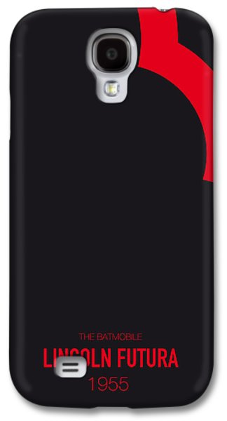 No006 My Batmobile Minimal Movie Car Poster Galaxy S4 Case