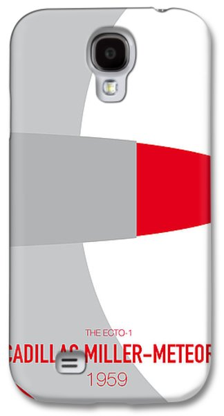 No015 My Ghostbusters Minimal Movie Car Poster Galaxy S4 Case