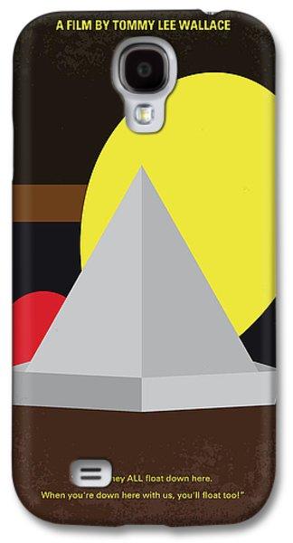 No043 My It Minimal Movie Poster Galaxy S4 Case