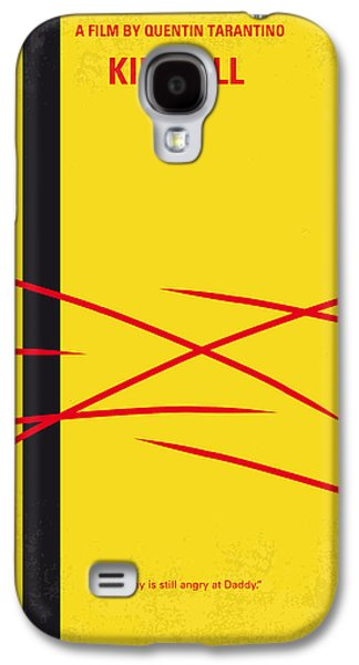 No049 My Kill Bill-part2 Minimal Movie Poster Galaxy S4 Case