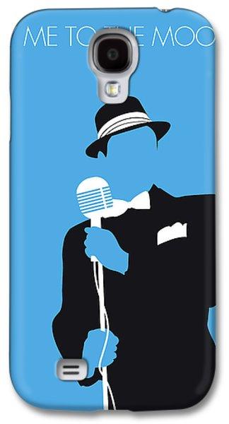 No059 My Sinatra Minimal Music Poster Galaxy S4 Case by Chungkong Art