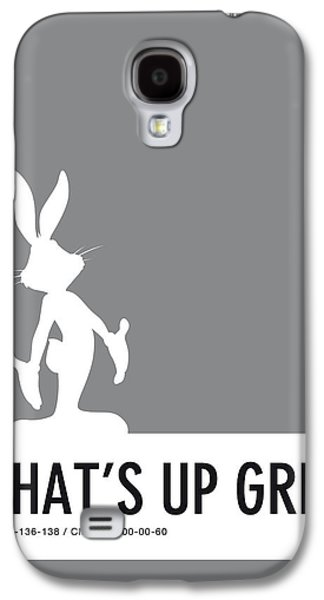 Pig Galaxy S4 Case - No06 My Minimal Color Code Poster Bugs by Chungkong Art