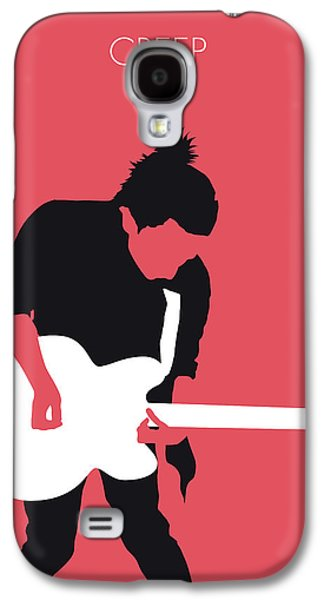 No062 My Radiohead Minimal Music Poster Galaxy S4 Case