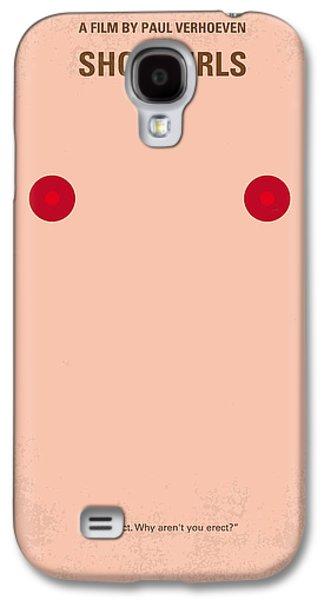No076 My Showgirls Minimal Movie Poster Galaxy S4 Case