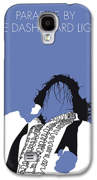 No078 My Meat Loaf Minimal Music Poster Galaxy S4 Case