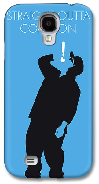 No079 My Nwa Minimal Music Poster Galaxy S4 Case