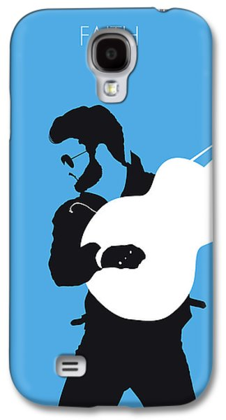 Rhythm And Blues Galaxy S4 Case - No089 My George Michael Minimal Music Poster by Chungkong Art