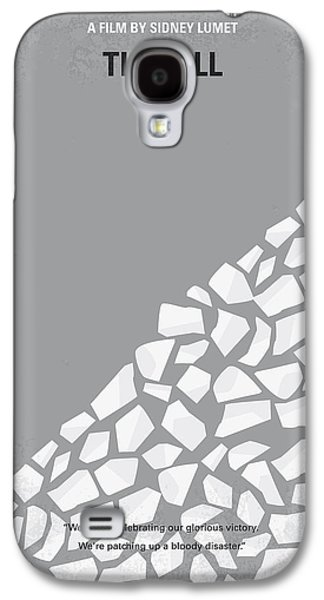No091 My The Hill Minimal Movie Poster Galaxy S4 Case