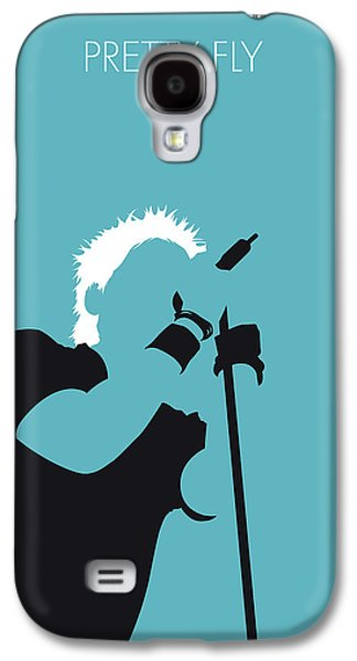 No095 My The Offspring Minimal Music Poster Galaxy S4 Case