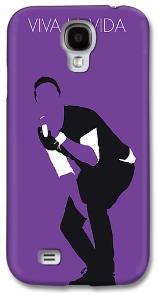 No121 My Coldplay Minimal Music Poster Galaxy S4 Case