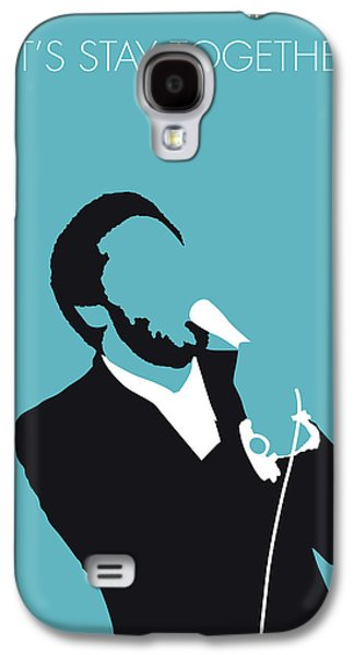 Rhythm And Blues Galaxy S4 Case - No135 My Al Green Minimal Music Poster by Chungkong Art