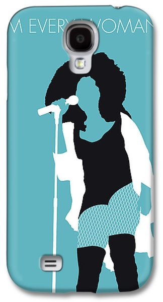 Rhythm And Blues Galaxy S4 Case - No155 My Chaka Khan Minimal Music Poster by Chungkong Art