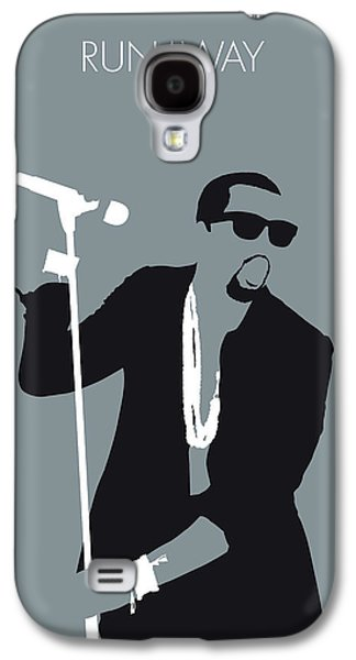 No157 My Kanye West Minimal Music Poster Galaxy S4 Case