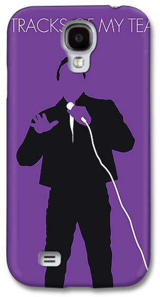 Rhythm And Blues Galaxy S4 Case - No161 My Smokey Robinson Minimal Music Poster by Chungkong Art