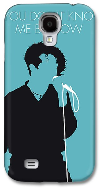 Rhythm And Blues Galaxy S4 Case - No165 My Simply Red Minimal Music Poster by Chungkong Art