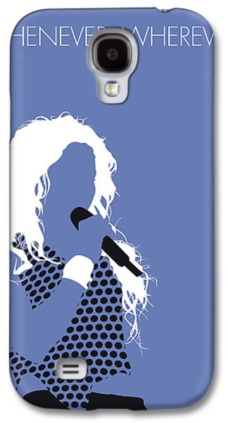 No168 My Shakira Minimal Music Poster Galaxy S4 Case