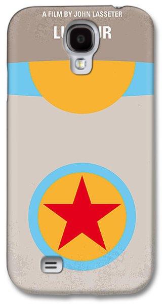 No171 My Luxo Jr Minimal Movie Poster Galaxy S4 Case by Chungkong Art