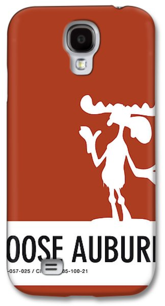 Mice Galaxy S4 Case - No19 My Minimal Color Code Poster Bullwinkle by Chungkong Art