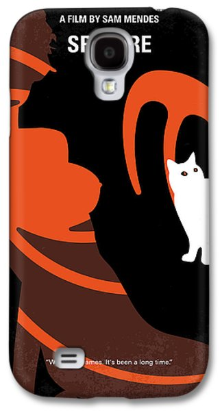 No277-007-2 My Spectre Minimal Movie Poster Galaxy S4 Case