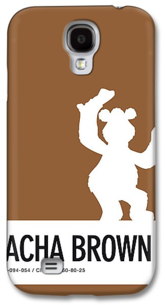 No28 My Minimal Color Code Poster Fozzy  Galaxy S4 Case by Chungkong Art