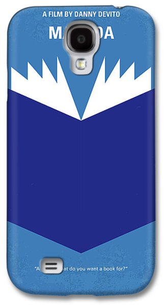 Magician Galaxy S4 Case - No291 My Matilda Minimal Movie Poster by Chungkong Art