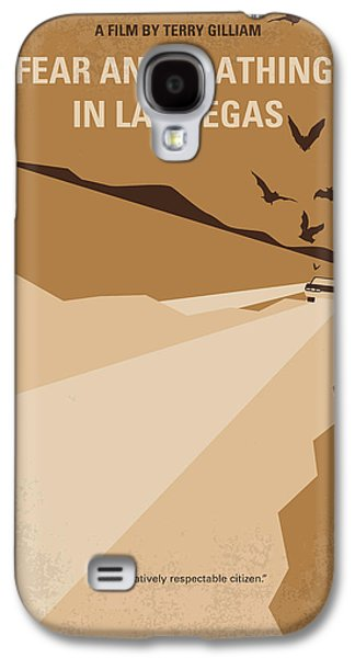 No293 My Fear And Loathing Las Vegas Minimal Movie Poster Galaxy S4 Case by Chungkong Art