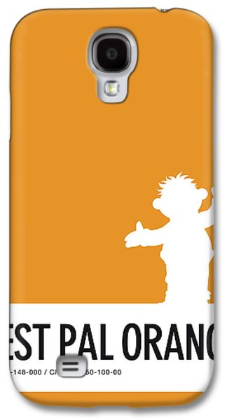 No32 My Minimal Color Code Poster Ernie Galaxy S4 Case by Chungkong Art