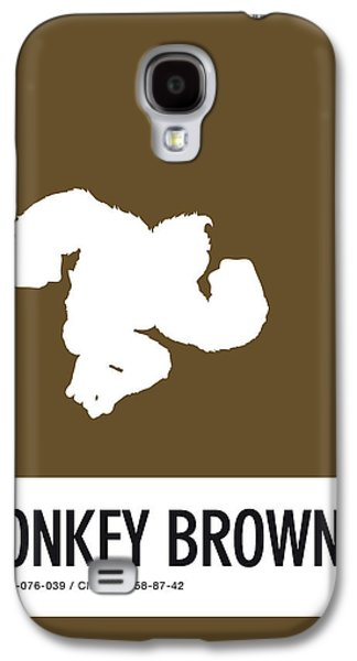 Daisy Galaxy S4 Case - No37 My Minimal Color Code Poster Donkey Kong by Chungkong Art