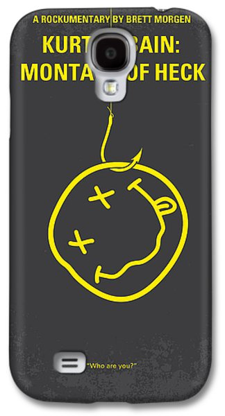 No448 My Montage Of Heck Minimal Movie Poster Galaxy S4 Case by Chungkong Art