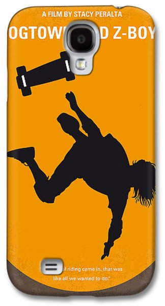 No450 My Dogtown And Z-boys Minimal Movie Poster Galaxy S4 Case by Chungkong Art