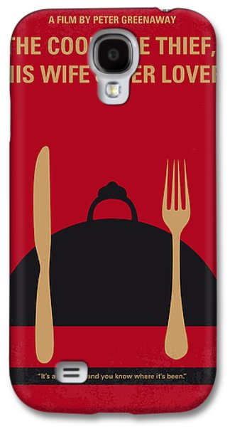 No487 My The Cook The Thief His Wife And Her Lover Minimal Movie Galaxy S4 Case by Chungkong Art