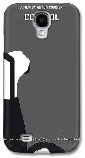 No508 My Controle Minimal Movie Poster Galaxy S4 Case by Chungkong Art