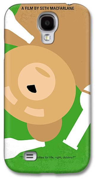 No519 My Ted Minimal Movie Poster Galaxy S4 Case by Chungkong Art