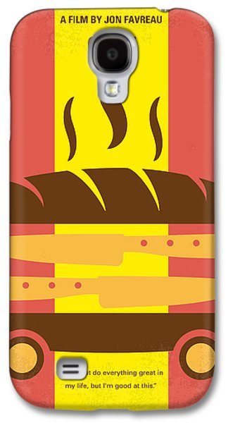 Truck Galaxy S4 Case - No524 My Chef Minimal Movie Poster by Chungkong Art