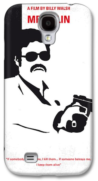 No526 My Medellin Minimal Movie Poster Galaxy S4 Case by Chungkong Art