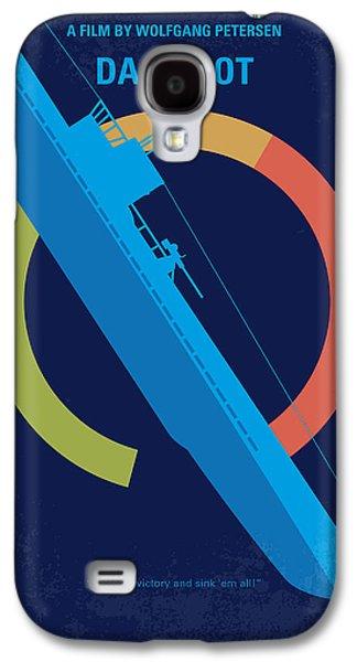 No553 My Das Boot Minimal Movie Poster Galaxy S4 Case
