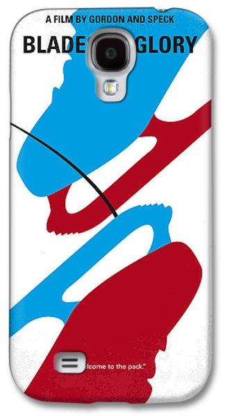 No562 My Blades Of Glory Minimal Movie Poster Galaxy S4 Case
