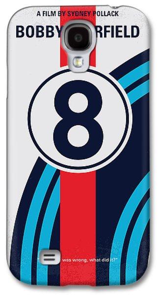 Martini Galaxy S4 Case - No565 My Bobby Deerfield Minimal Movie Poster by Chungkong Art