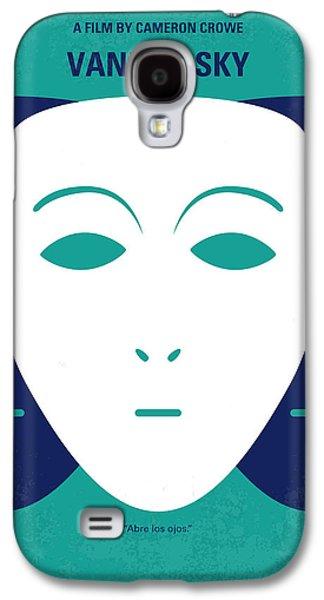 No571 My Vanilla Sky Minimal Movie Poster Galaxy S4 Case