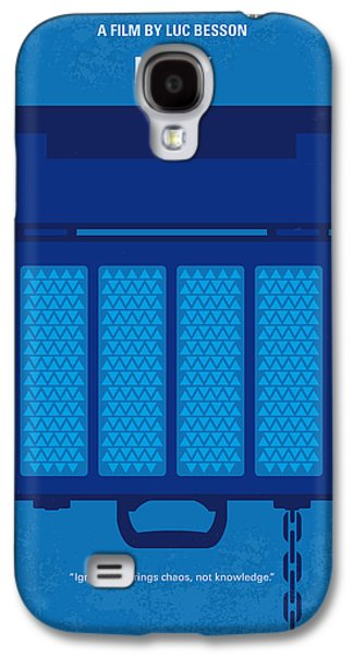 No574 My Lucy Minimal Movie Poster Galaxy S4 Case by Chungkong Art