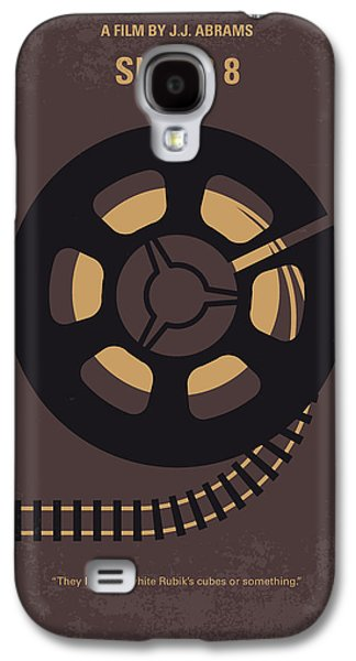 No578 My Super 8 Minimal Movie Poster Galaxy S4 Case by Chungkong Art