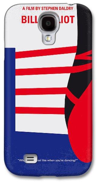 No597 My Billy Elliot Minimal Movie Poster Galaxy S4 Case