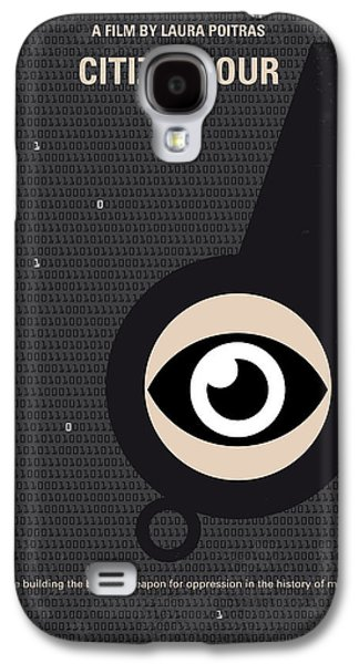 No598 My Citizenfour Minimal Movie Poster Galaxy S4 Case by Chungkong Art