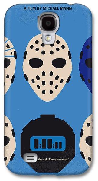 No621 My Heat Minimal Movie Poster Galaxy S4 Case by Chungkong Art