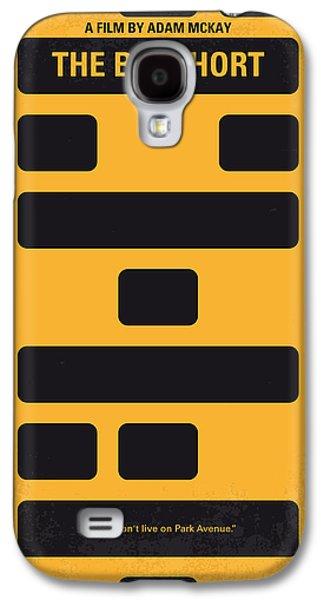 No622 My The Big Short Minimal Movie Poster Galaxy S4 Case
