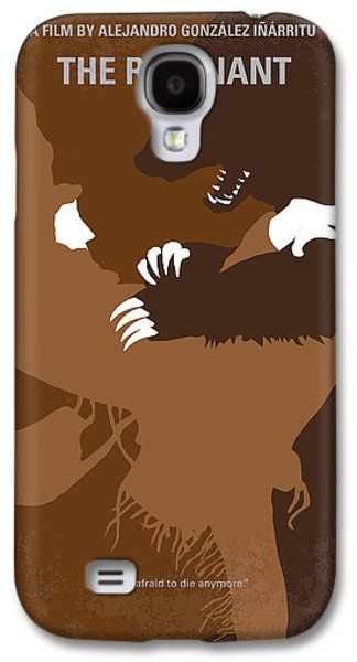 No623 My The Revenant Minimal Movie Poster Galaxy S4 Case by Chungkong Art