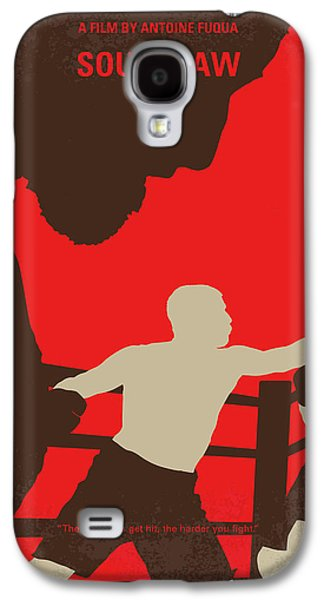 No723 My Southpaw Minimal Movie Poster Galaxy S4 Case by Chungkong Art