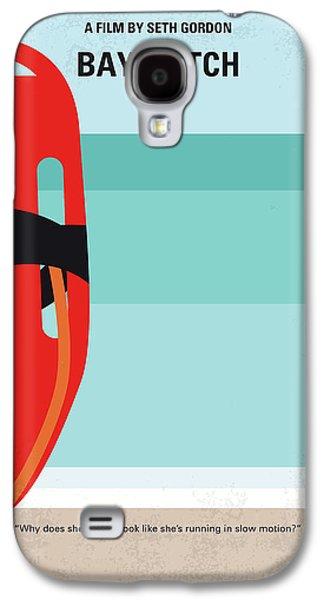 No730 My Baywatch Minimal Movie Poster Galaxy S4 Case