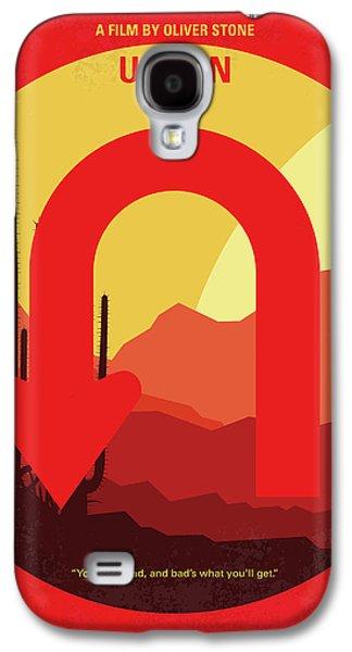 No745 My Uturn Minimal Movie Poster Galaxy S4 Case by Chungkong Art