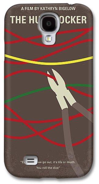 No746 My The Hurt Locker Minimal Movie Poster Galaxy S4 Case